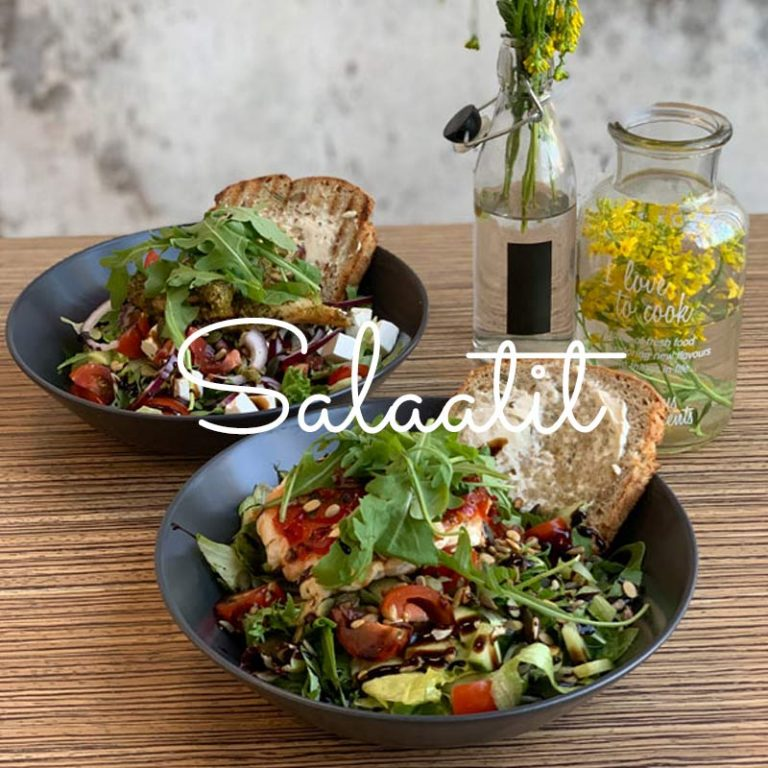 MaxiCafe salaatit